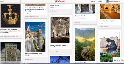 Pinterest - Spanish